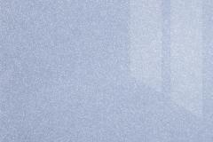 Голубой металлик глянец