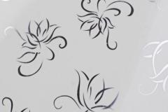 Р202 Белая хризантема Глянец