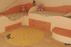 Модель №18 /Размеры спального места 160/60, стоимость 21000 т.р. возможно выполнение по размерам вашего спального места/