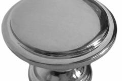 Ручка-кнопка-хром-3010-ободок