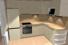 Модель №20 (Прект кухни)
