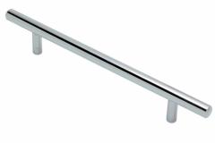 Ручка-рейлинг-хром-диаметр-10мм.-длина-ручки-187мм.-Присадка-на-128мм.