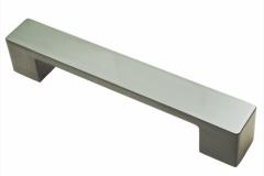 Ручка-скоба длина 160мм никель (Eureka)